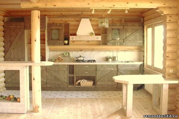 Кухонный гарнитур сделать своими руками
