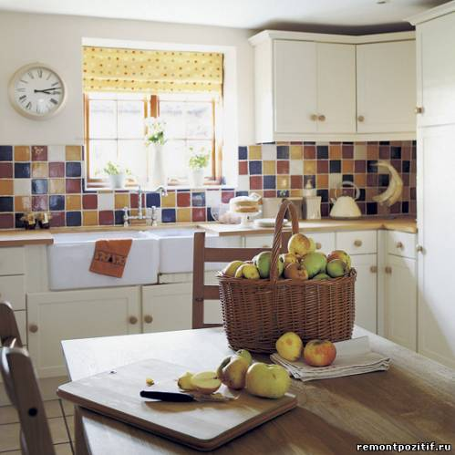 Кухни своими руками интерьер