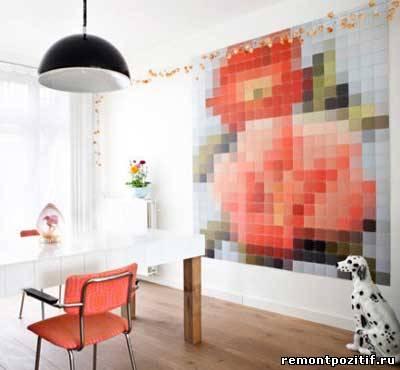 абстрактные декоративные панели