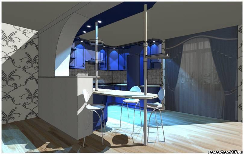 Дизайн комнат с барной стойкой дизайн
