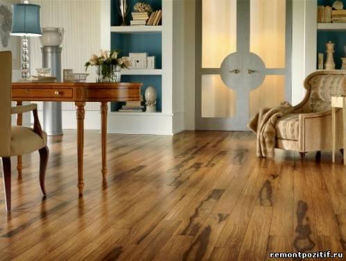 экзотическая древесина для внутренней отделки
