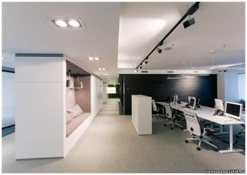 Дизайн офиса банка SIAB Premium Club