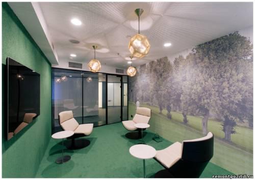 Комната для переговоров банка SIAB
