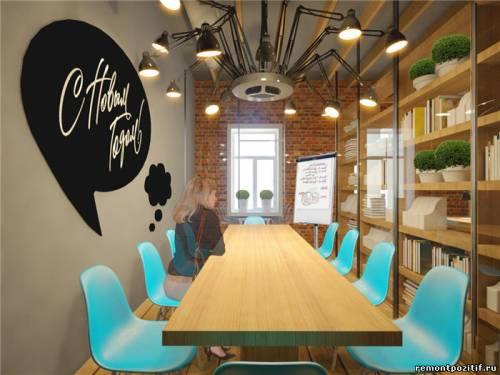 переговорная комната в офисе