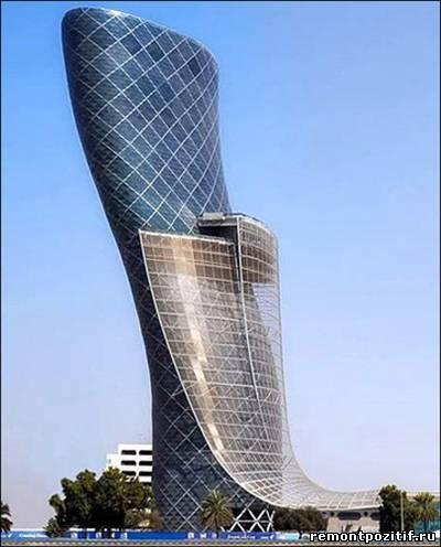 небоскреб Capital Gate