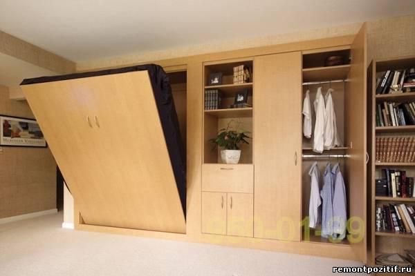 кровать – шкаф