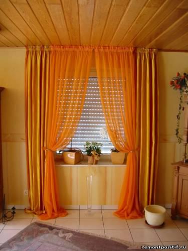 Красивые шторы для дачи своими руками фото