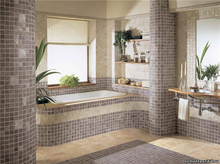 Дизайн интерьера ванной фото