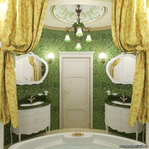 дизайн ванных комнат 170х170 фото