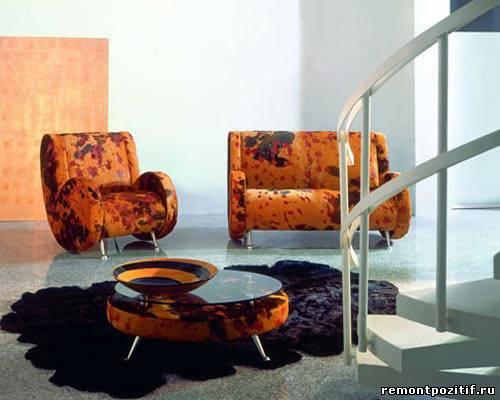 позитивная мягкая мебель