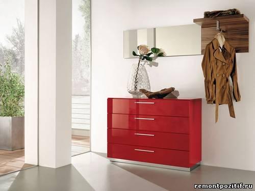 модная мебель для прихожей и коридора