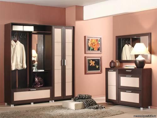 модульная мебель для прихожей