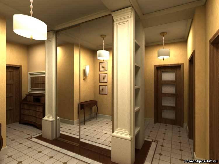 В первую очередь, еще дома, выбрав место расположения зеркала, оценивают...
