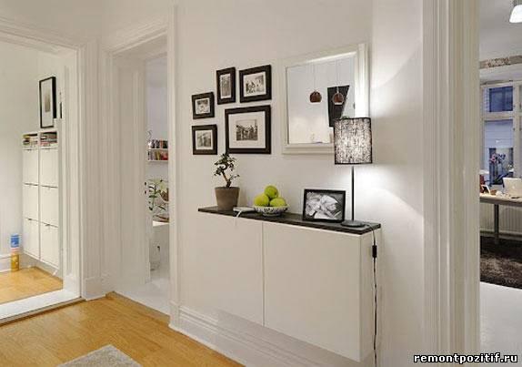 мебель для маленького коридора