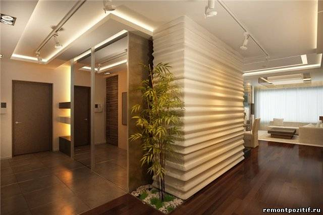 Дизайн студии 28 кв.м фото