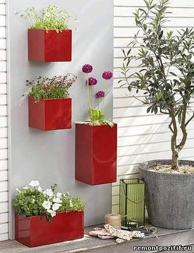 контейнеры садовые для растений