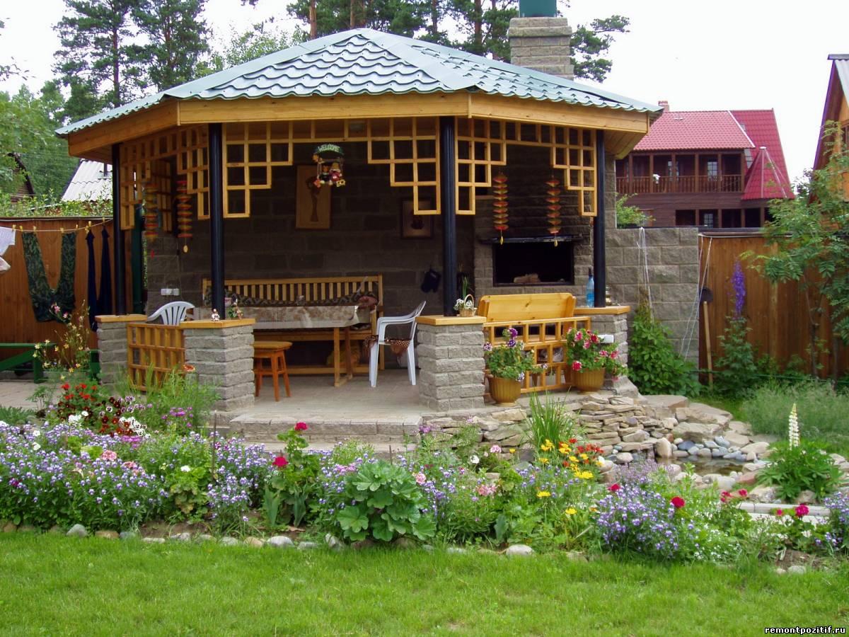 Дачный дизайн дома своими руками фото