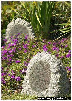 ландшафтная акустика цветок