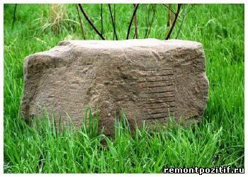 Ландшафтная акустика камень