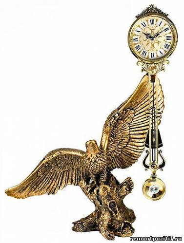 часы напольные бронзовые