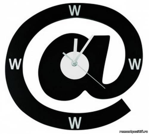часы настенные дизайн
