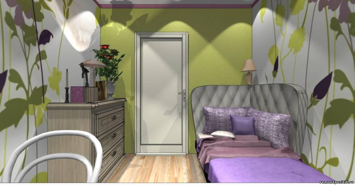 Дизайн комнаты в красном цвете фото