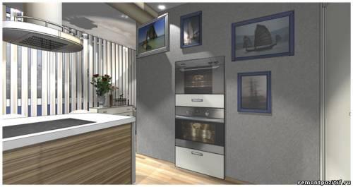 дизайн небольшой кухни 9 кв метров