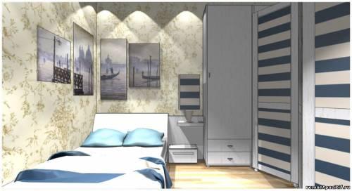 дизайн комнаты для мамы и ребёнка