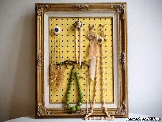 Как украсить деревянную рамку для картин своими руками - Mosstroyservice