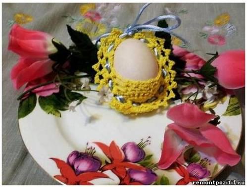 для яиц (схема вязания 1).