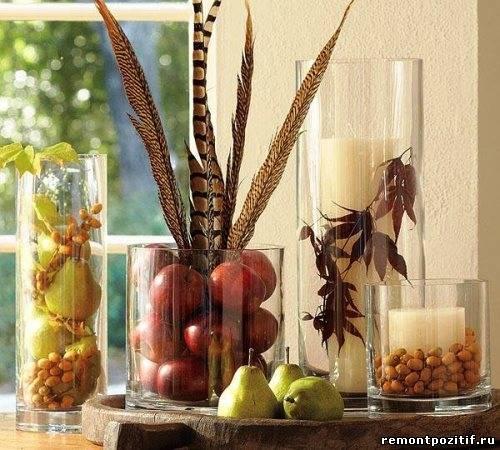фруктовый декор