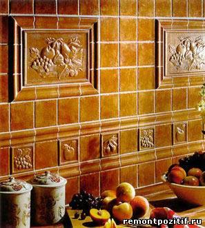 декоративное панно из камня для стены