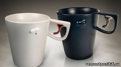 необычные чашки для чая