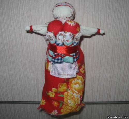 обереговые и обрядовые куклы