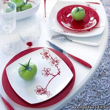 стеклянная посуда для кухни