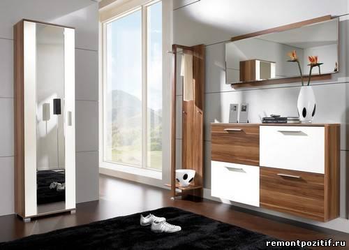 модульная мебель для прихожей и коридора