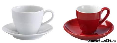 кофейные чашки для ристретто