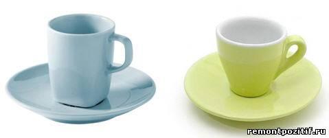 чашки для кофейного напитка ристретто