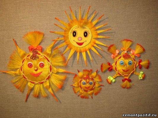 оберег солнышко