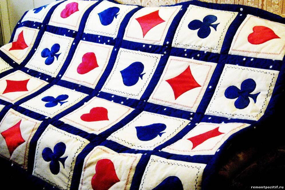 Одеяло из меха своими руками 891