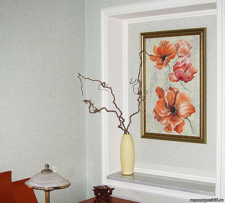 декоративное настенное панно
