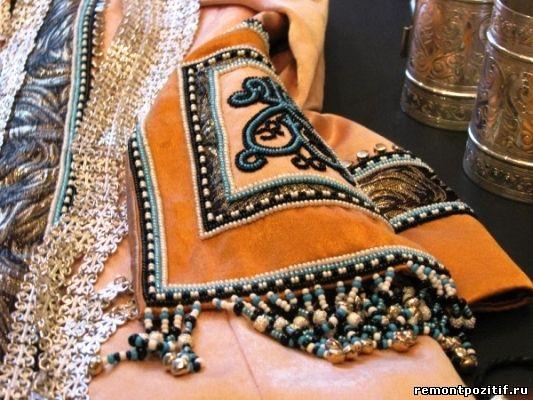 якутская вышивка