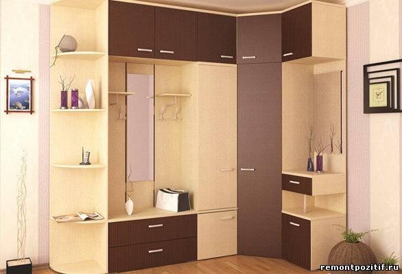 мебельный гарнитур для прихожей и коридора