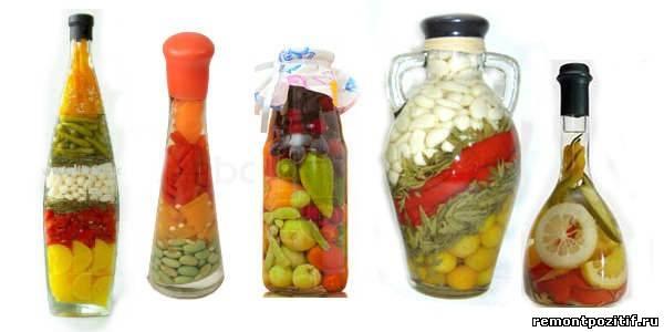 Поделки в стеклянной бутылке своими руками