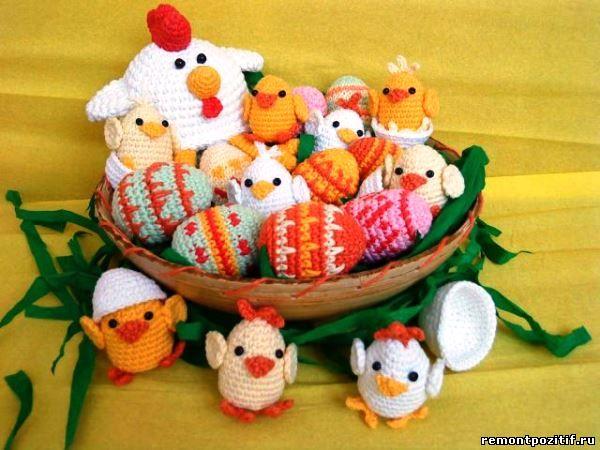Цыпленок и яйцо картинки
