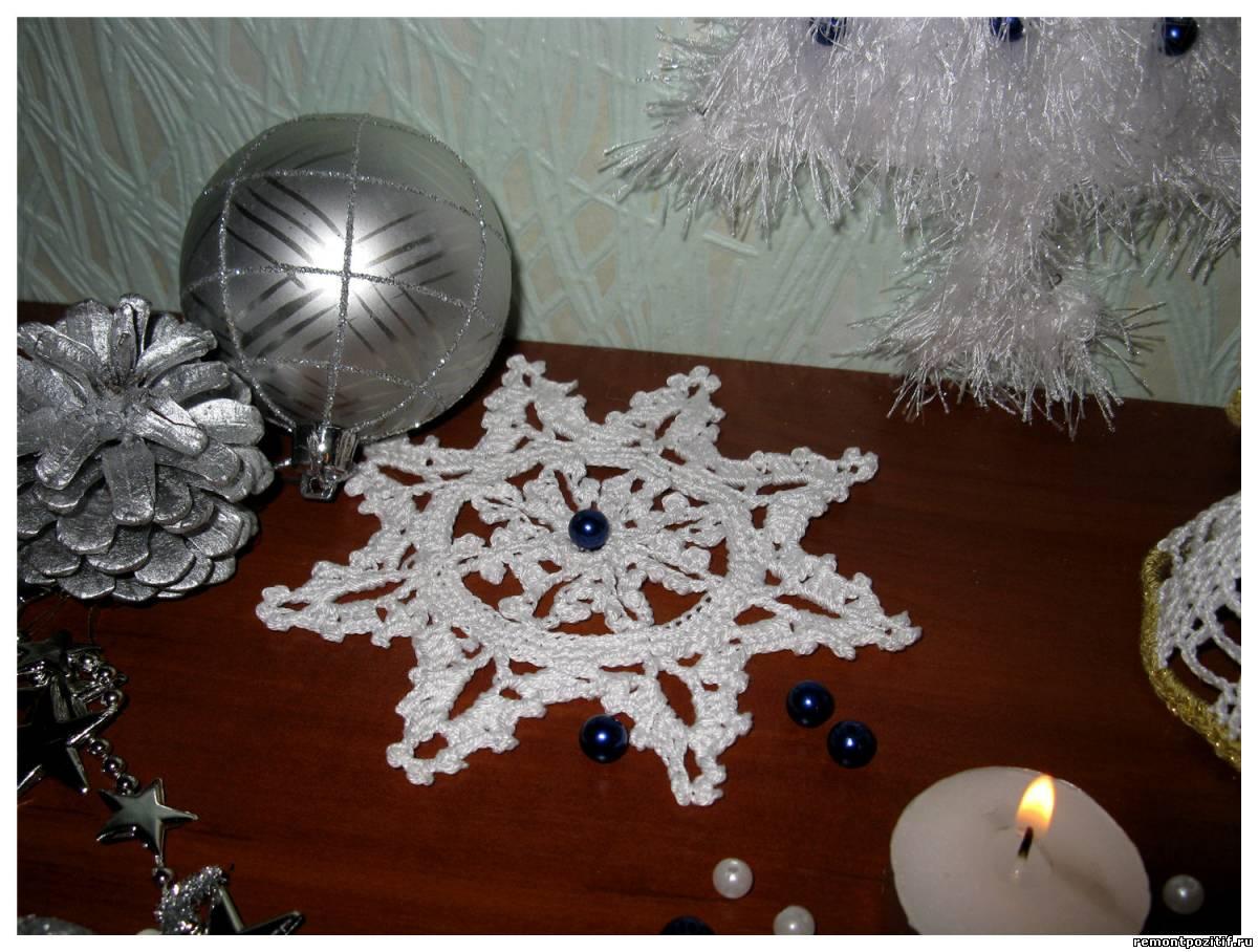 Как украсить интерьер к новому году