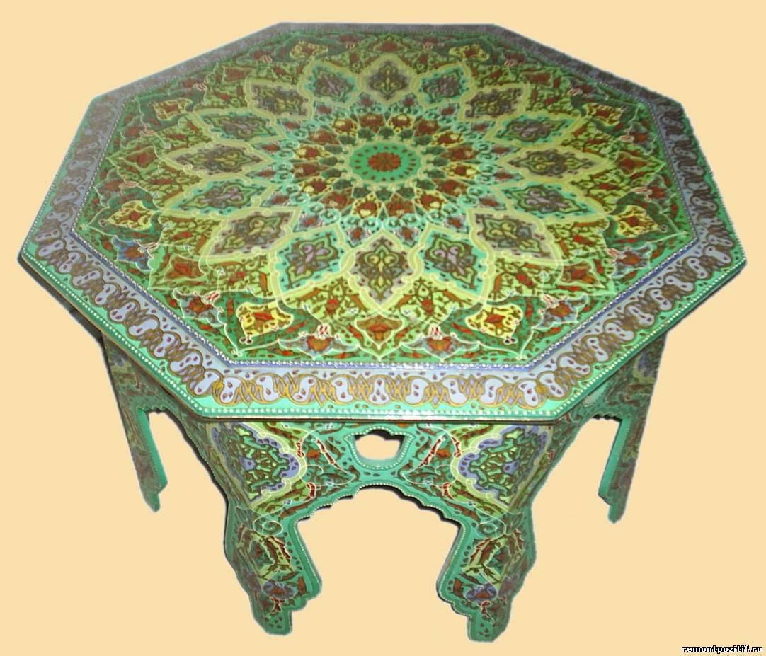 мебель из папье-маше