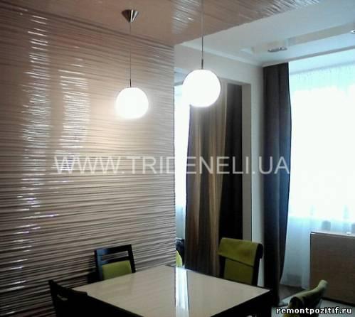 стеновые панели Trideneli