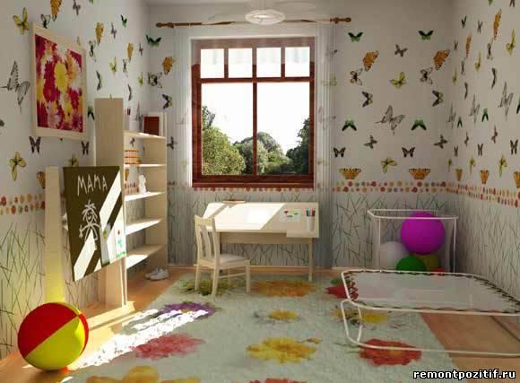 Дизайн стен в квартире материалы для