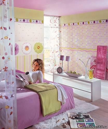 Комната для девушки подростка дизайн фото